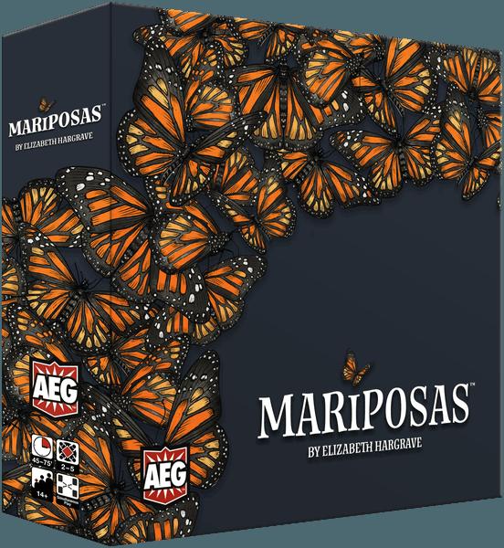 Mariposas ENG