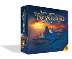 Adventures in Neverland: Deluxe edition (NL)