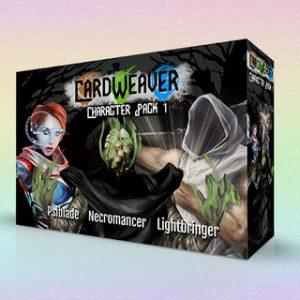 CardWeaver Character Pack 1