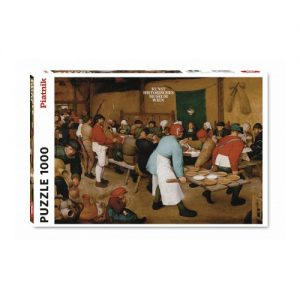 Puzzel - Bruegel Boerenbruiloft