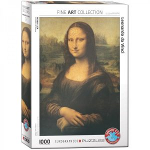 Puzzel - Mona Lisa