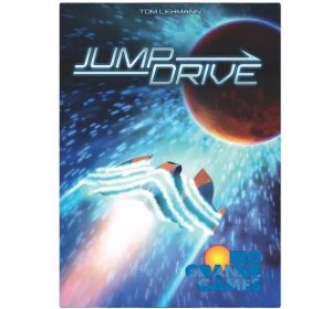 Jump Drive: the Race for the Galaxy