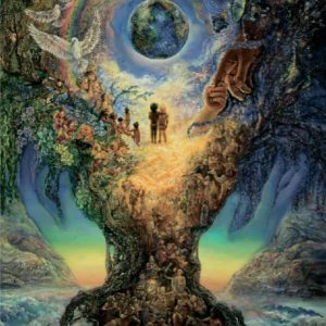 Puzzel - Millennium Tree - Josephine Wall (1100)