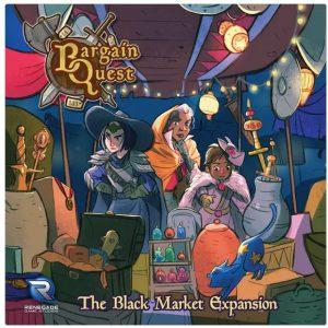 Bargain Quest: The Black Market Expansion