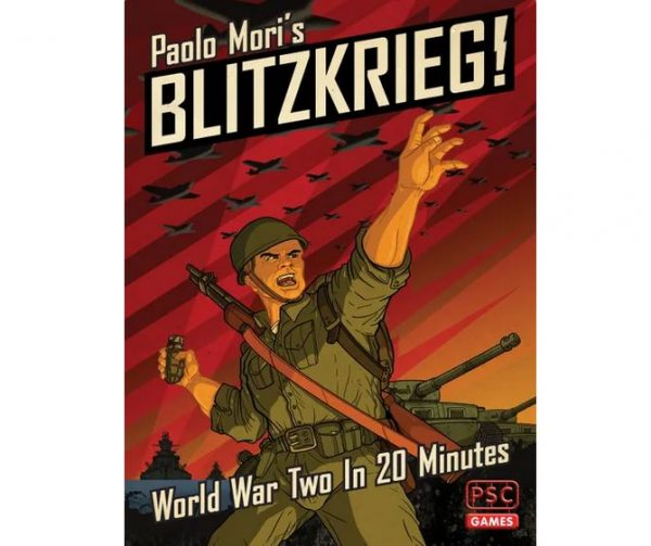 Blitzkrieg! + Nippon Expansion