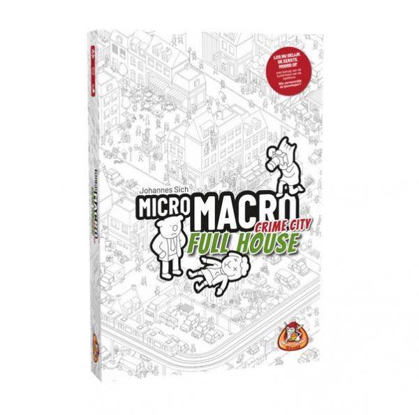 MicroMacro: Crime City – Full House NL