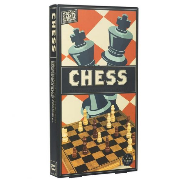 Chess - Wooden Games