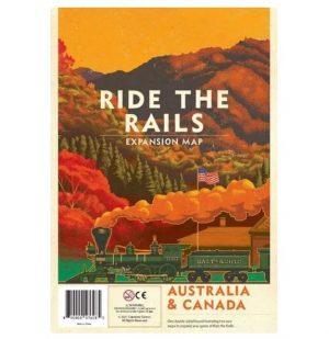 Ride the Rails: Australia & Canada