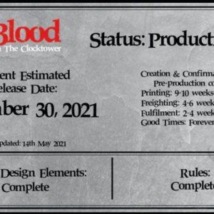 Blood on the Clocktower - PREORDER