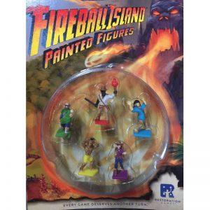 Fireball Island - Painted Minis