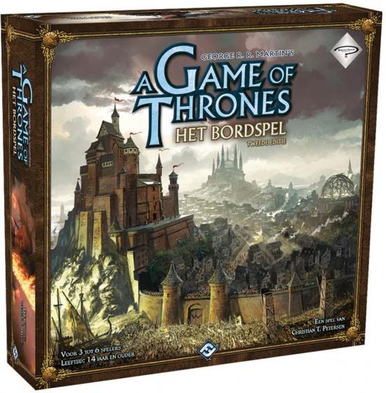 Game of Thrones - Het Bordspel