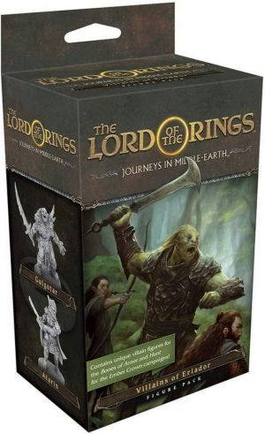 Lord of the Rings: Journeys - Villains of Eriador