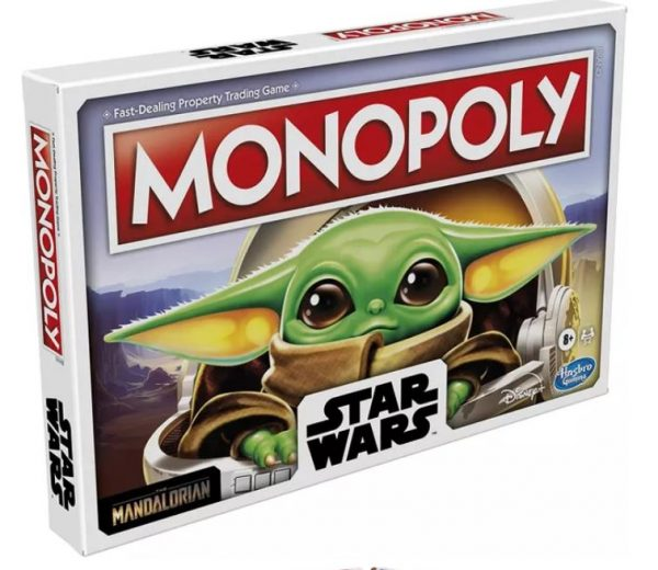 Monopoly Star Wars - The Child Edition
