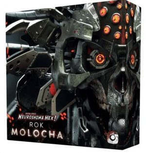 Neuroshima Hex 3.0 The Year of Moloch