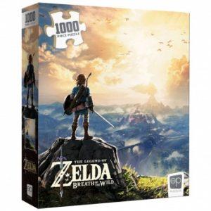 Puzzel - The Legend of Zelda Breath of the Wild (1000)