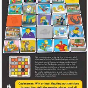 Codenames - The Simpsons