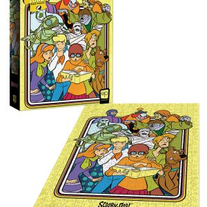 """Puzzel - Scooby-Doo """"Those Meddling Kids!"""" (1000) - PREORDER"""