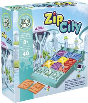Logiquest - Zip City