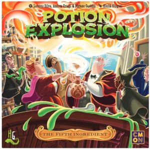 Potion Explosion: The Fifth Ingredient ENG